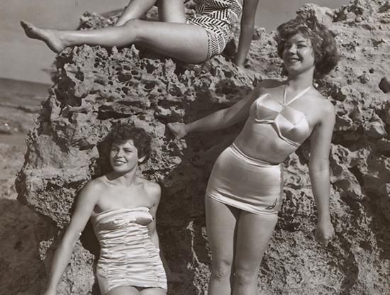 Fotografare l'amore prima degli anni '70