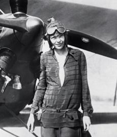 Amelia Earhart: la pilota che conquistò i cieli